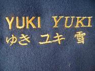 ゴシック体、斜体、平仮名、カタカナ、漢字